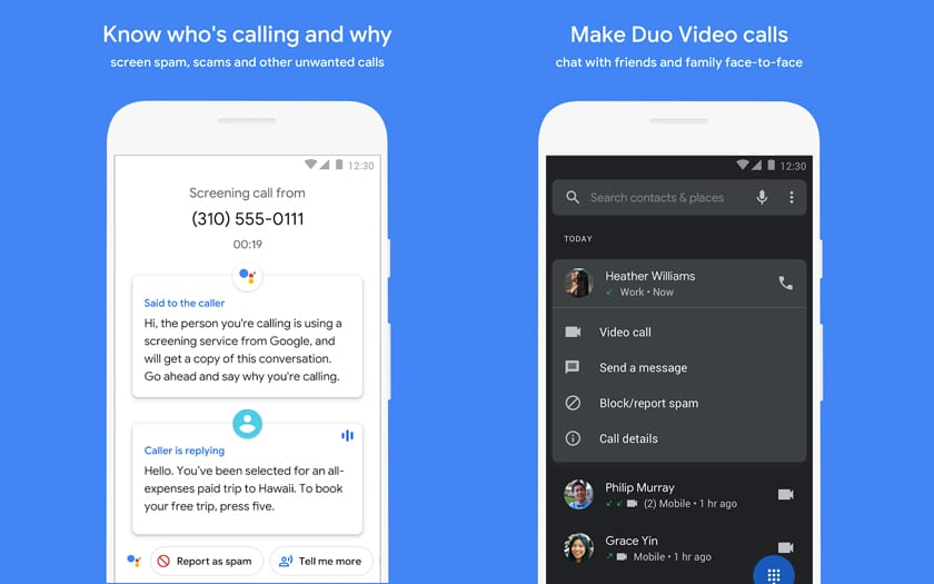 Google Phone will soon be able to record voice calls