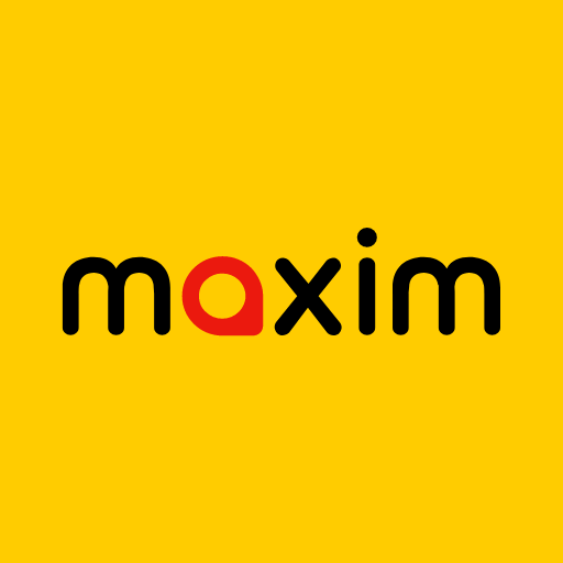maxim order taxi food and groceries delivery
